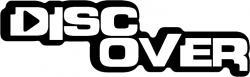 Logo Disc Over