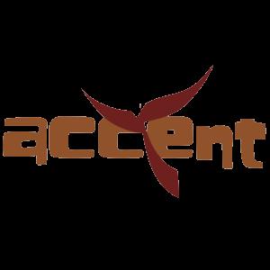 accent presse logo