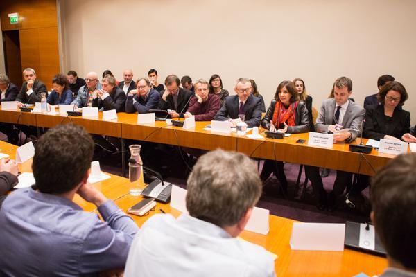 Première rencontre plénière CPM